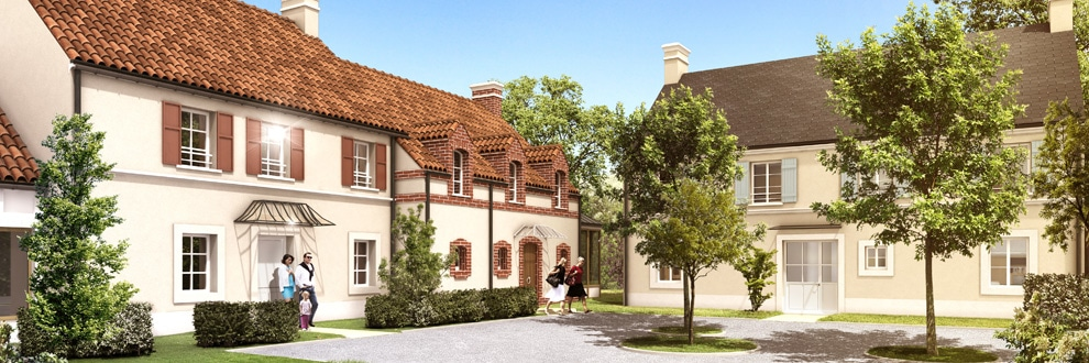 Villas du Golf 4 étoiles résidence