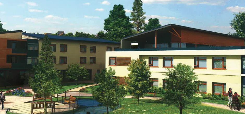 EHPAD et résidence senior établissements pour personnes âgées